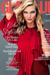 Karlie Kloss - Glamour Magazine Germany December 2015 Cover