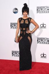 Karrueche Tran - 2015 American Music Awards in Los Angeles