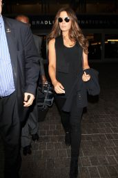 Kate Beckinsale at LAX Airport, November 2015