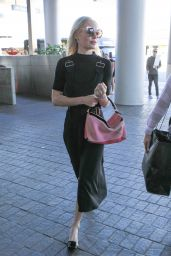 Kate Bosworth - at LAX Airport, October 2015