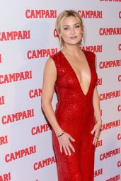 Kate Hudson - Campari Launch of the Bittersweet Campaign in NY, November 2015