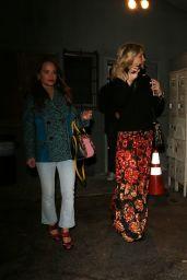 Kate Hudson - Dine at Giorgio Baldi in Santa Monica, 11/29/2015