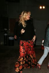 Kate Hudson - Dine at Giorgio Baldi in Santa Monica, 11/29/2015