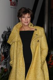Kate Silverton -  2015 Tusk Conservation Awards at Claridge