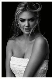 Kate Upton - Harpers Bazaar Magazine Australia December 2015 Issue
