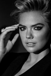 Kate Upton - Photoshoot for Harpers Bazaar Magazine Australia December 2015