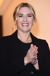 Kate Winslet - Longines Boutique Opening in London, 11/24/2015