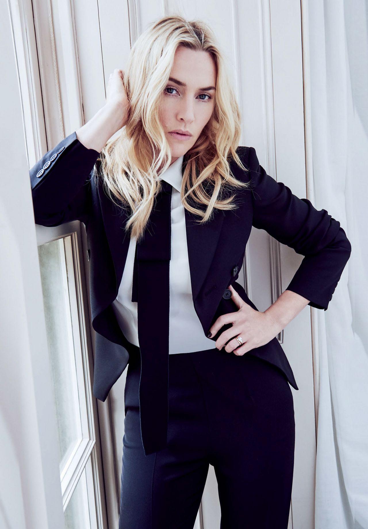 Kate Winslet - Photoshoot for Gotham Magazine November 2015 Kate Winslet