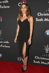 Katharine McPhee – The Grove Christmas With Seth MacFarlane in Los Angeles