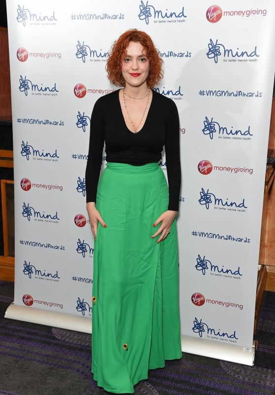 Katharine Welby – Mind Media Awards 2015 at The Troxy in London