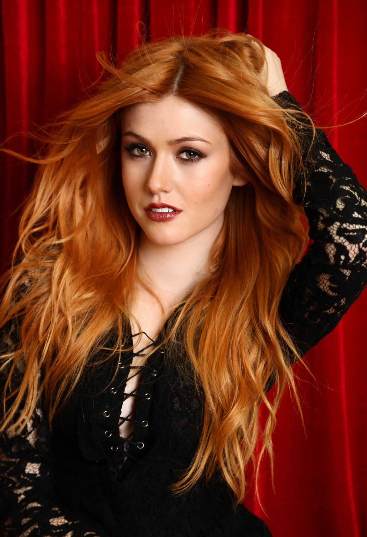 Katherine Mcnamara Photoshoot November 2015
