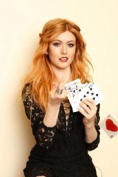 Katherine McNamara Photoshoot - November 2015