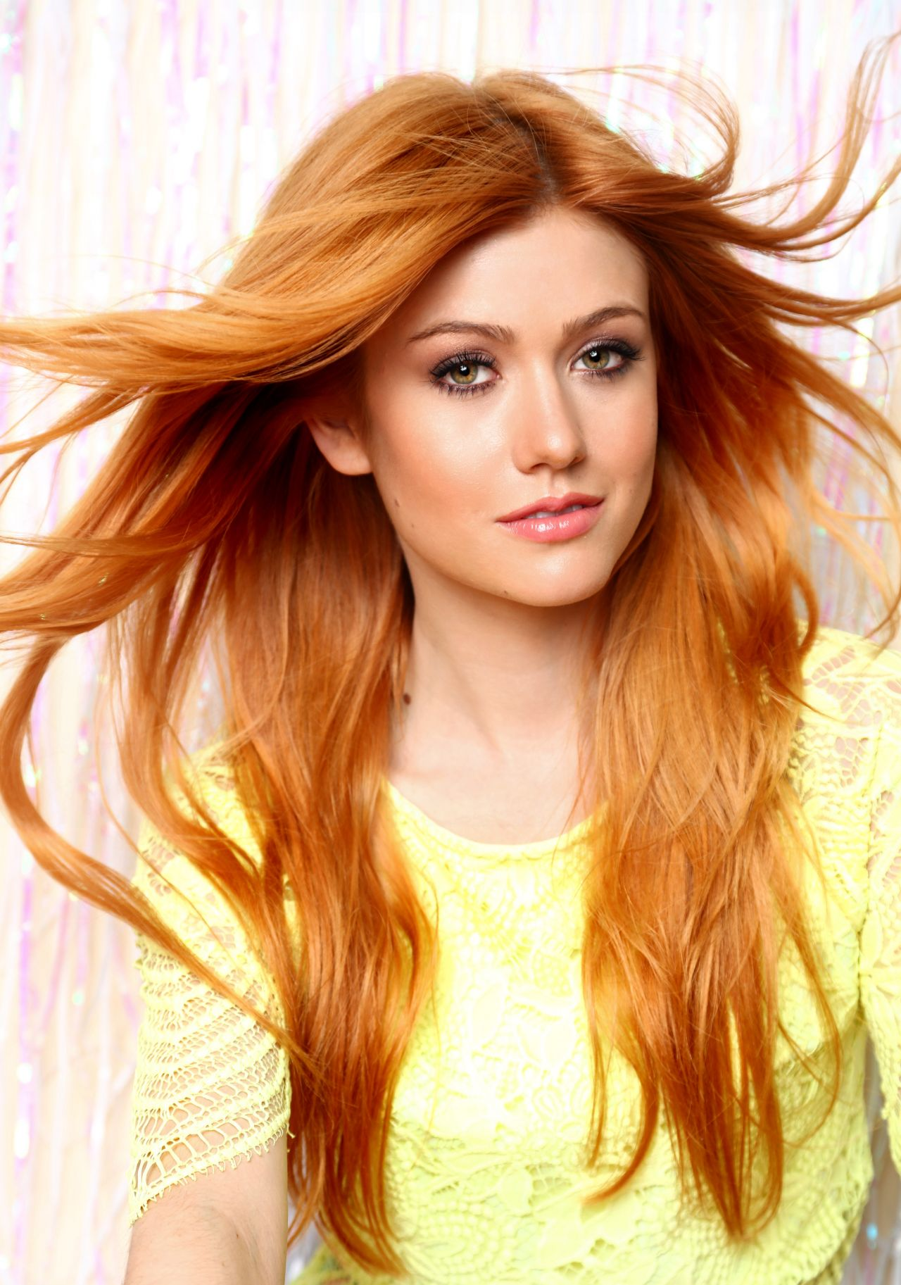 Katherine Mcnamara Speed Portraits Photoshoot