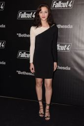 Katie Findlay – Fallout 4 Video Game Launch Event in Los Angeles