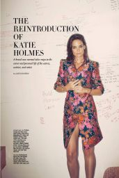 Katie Holmes - Ocean Drive Magazine December 2015 Issue