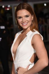 Katie Stevens – The Danish Girl Premiere in Westwood, November 2015