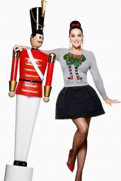 Katy Perry - Face of H&M Holiday 2015 Campaign
