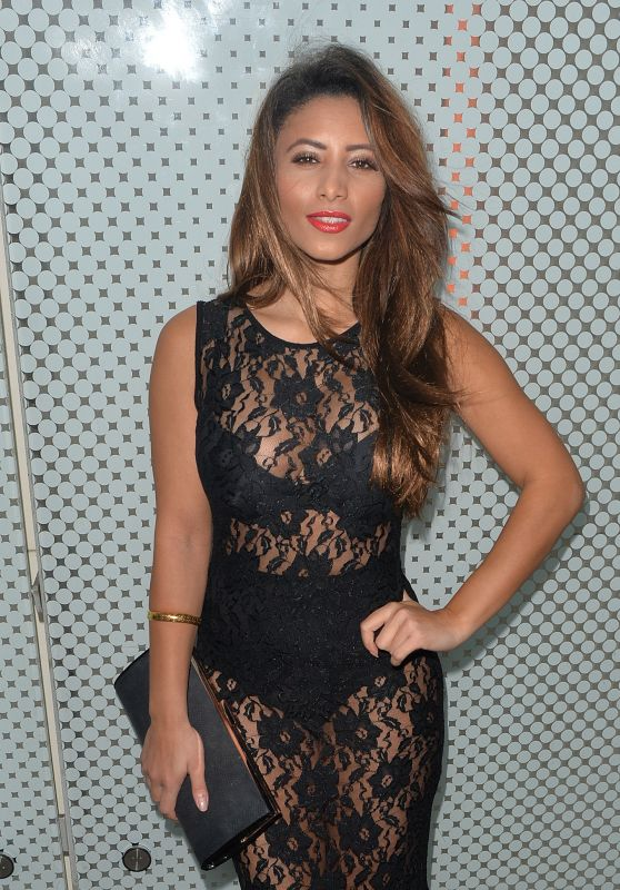 Kayleigh Morris – Jasmin Walia's Clothing Launch Party in London, November 2015