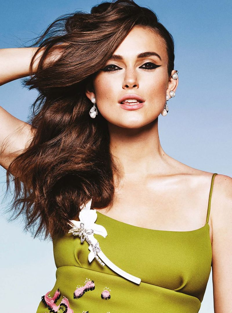 Keira Knightley – Elle Magazine October 2015 More Pics Keira Knightley