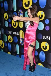 Kelli Berglund – Just Jared Halloween Party in Los Angele, October 2015
