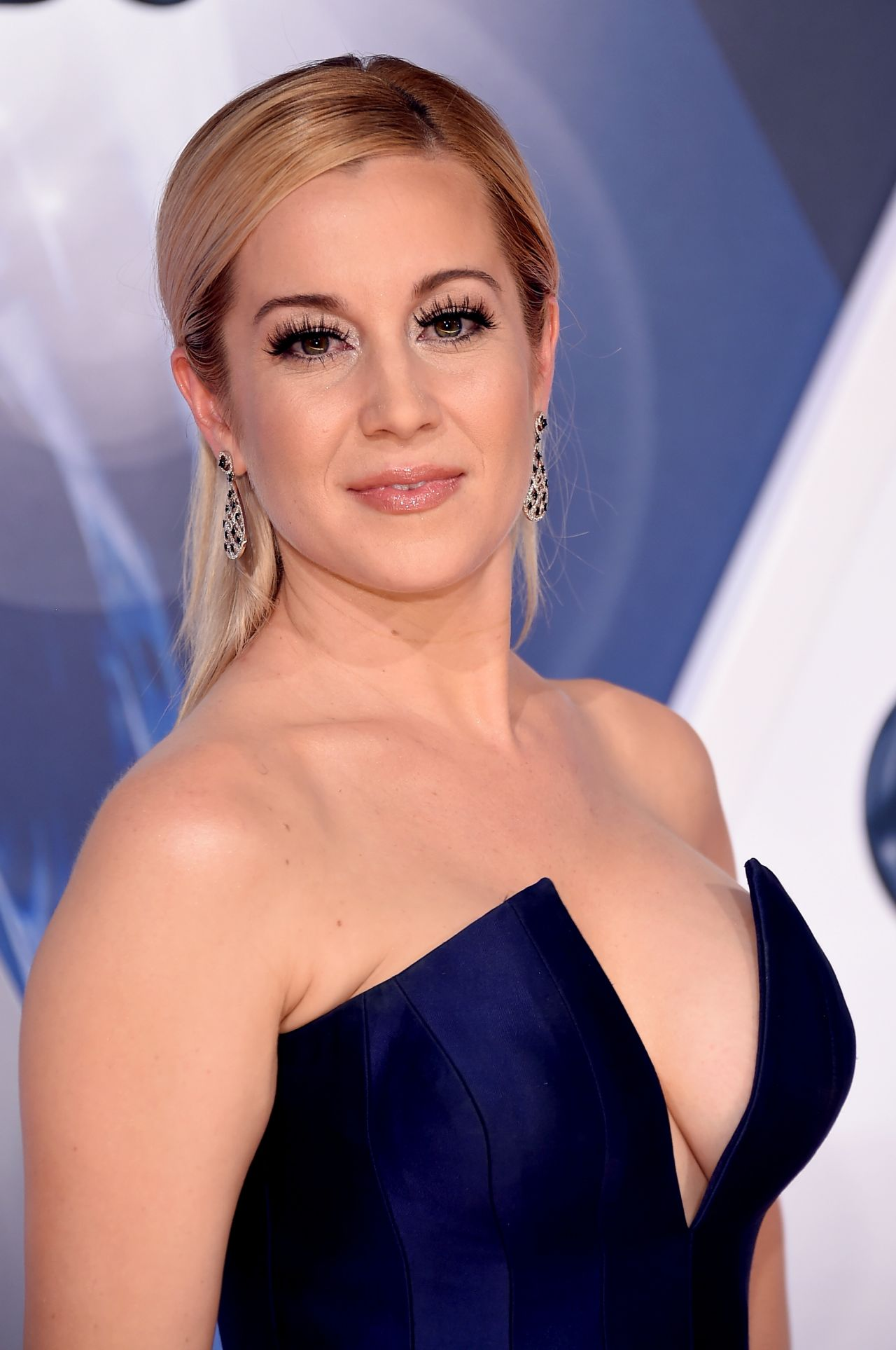 Kellie Pickler 2015 Cma Awards In Nashville
