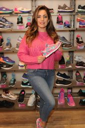 Kelly Brook at The Skechers Store Launch in The Trafford Centre in Manchester, November 2015