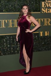 Kelly Brook - Evening Standard Theatre Awards at The Old Vic Theatre in London, 11/22/2015