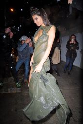 Kendall Jenner - Aarrives at Tao for Victoria
