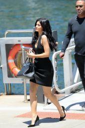 Kendall & Kylie Jenner - Boarding a boat - Sydney Harbor in Australia 17/11/2015