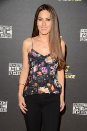 Kerri Kasem – Westwood One Presents the American Music Awards 2015 Radio Row Day 2 in Los Angeles