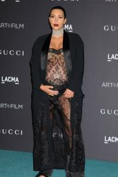 Kim Kardashian – LACMA 2015 Art+Film Gala in Los Angeles