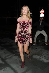 Kimberley Garner - German Gymnasium Restaurant Launch in London, November 2015