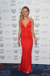 Kimberley Garner - The Chain Of Hope Annual Ball at The Grosvenor Hotel In London, November 2015