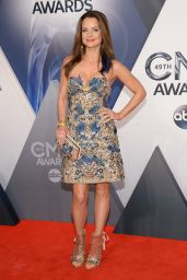 Kimberly Williams-Paisley – 2015 CMA Awards in Nashville