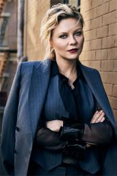 Kirsten Dunst - Net-a-Porter's The Edit Magazine November 2015