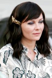 Kirsten Dunst - Out in Toluca Lake, October 2015