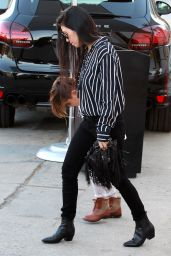 Kourtney Kardashian - Out in Beverly Hills, November 2015