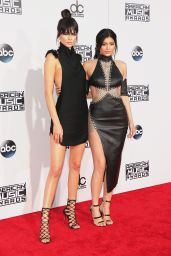 Kylie Jenner and Kendall Jenner - 2015 American Music Awards in Los Angeles