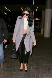 Kylie Jenner at LAX Airport, November 2015