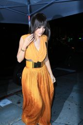 Kylie Jenner Night Out at The Nice Guy in West Hollywood, November 2015