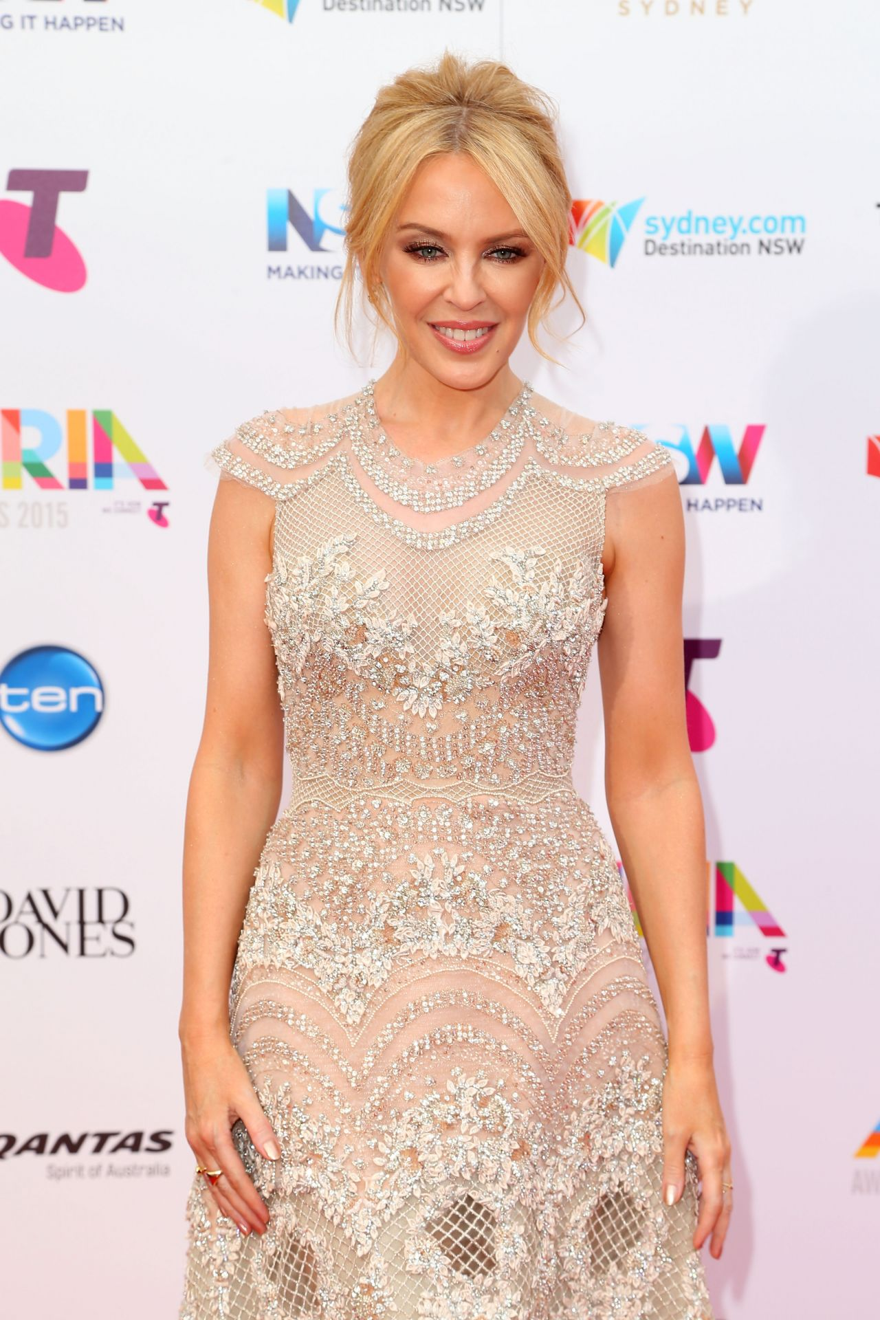 Is Kylie Jenner The New Katy Perry Reality Star Wants To: 2015 ARIA Awards In Sydney