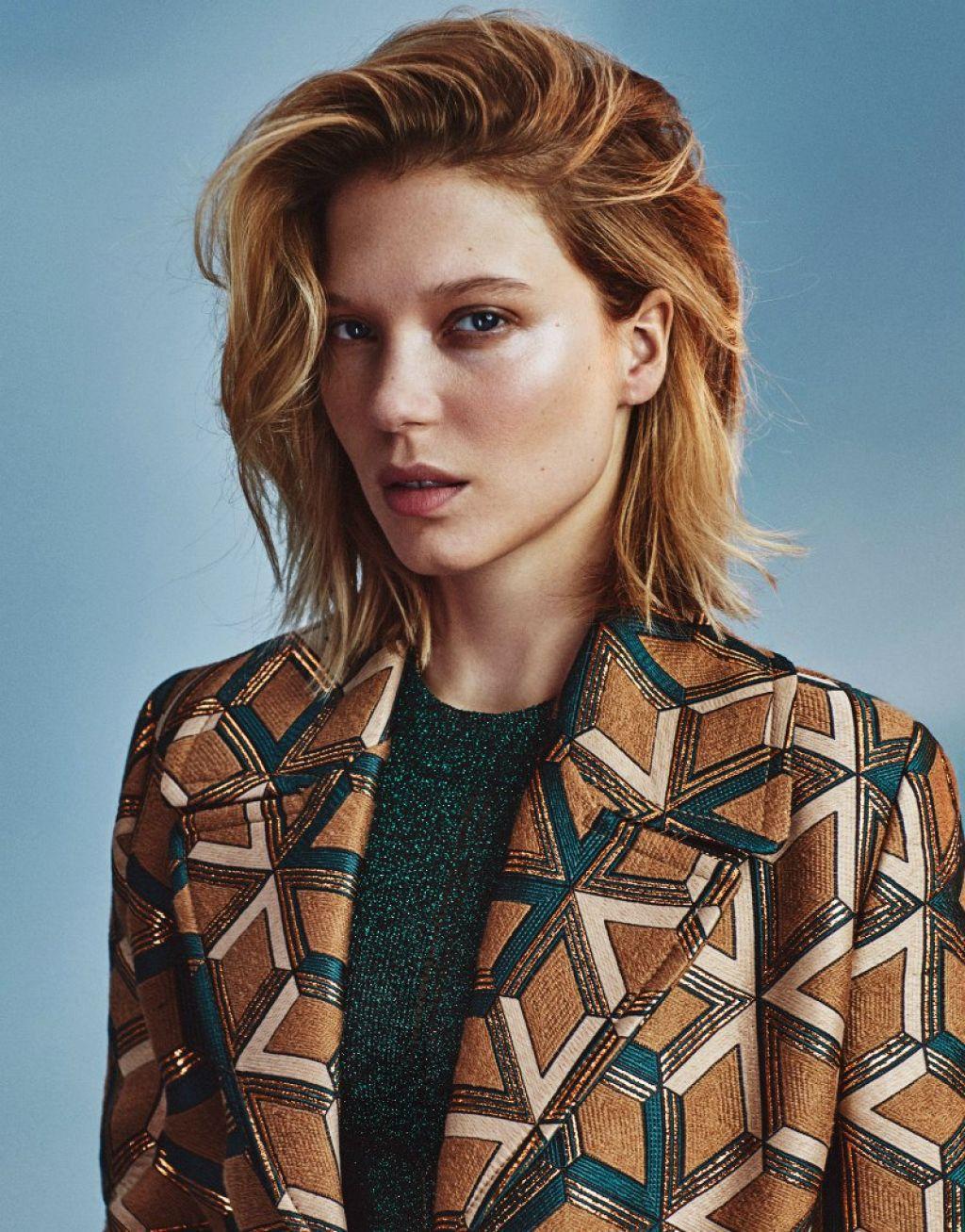 L 233 A Seydoux Edit Magazine November 2015 Issue