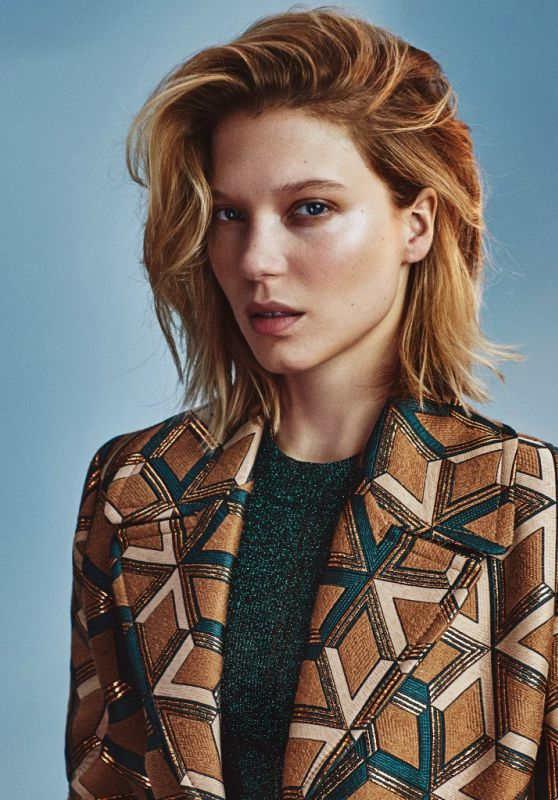 Léa Seydoux - EDIT Magazine November 2015 Issue