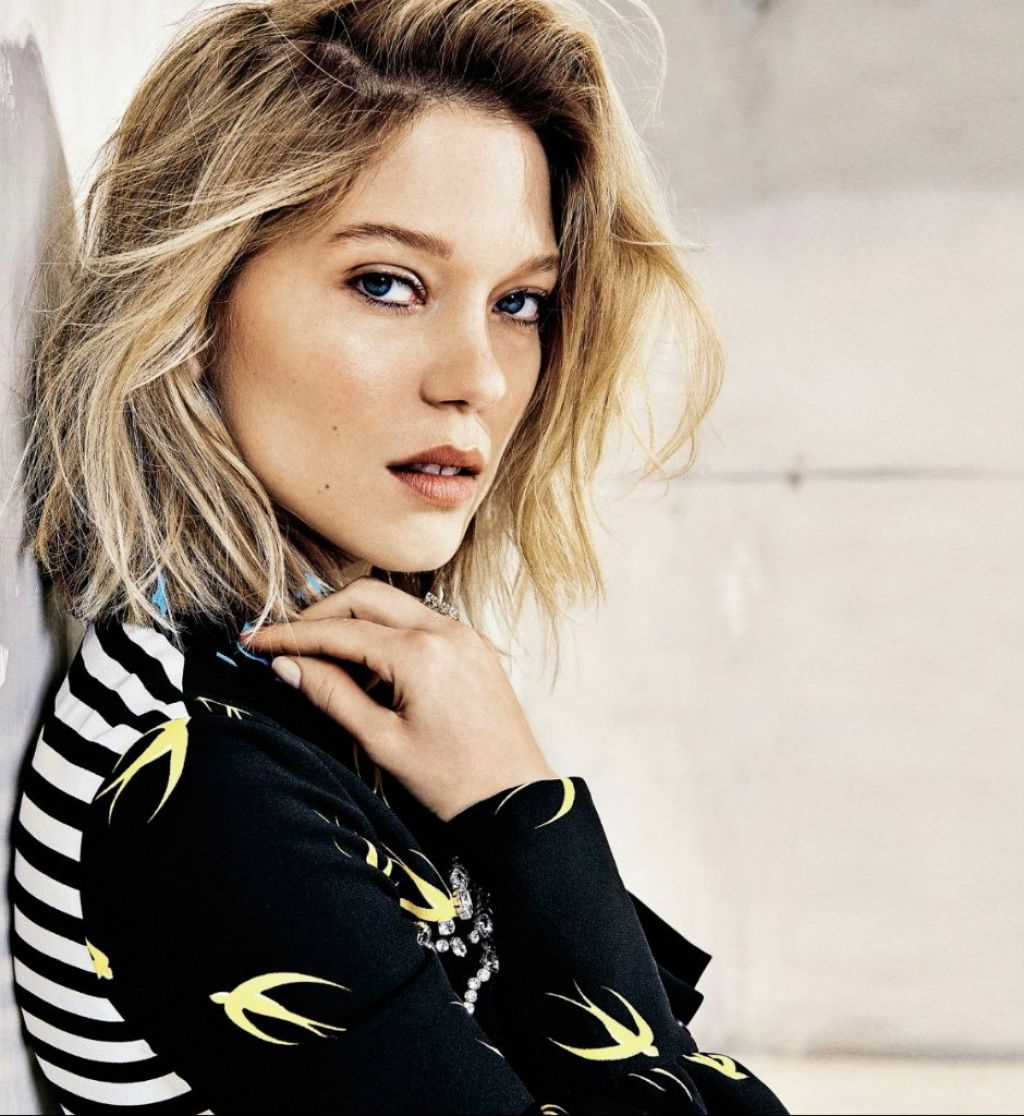 L 233 A Seydoux Grazia Magazine France November 2015
