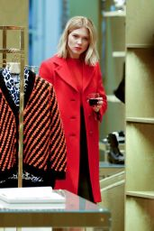 Léa Seydoux - Shopping in New York City, November 2015