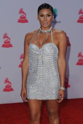 Laura Govan – 2015 Latin Grammy Awards in Las Vegas