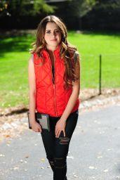 Laura Marano - Photoshoot in New York, November 2015
