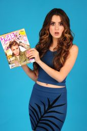 Laura Marano - Photoshoot in New York October 2015