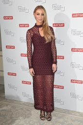 Lauren Pope – 2015 British Takeaway Awards in London