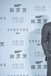 Lea Seydoux and Daniel Craig -